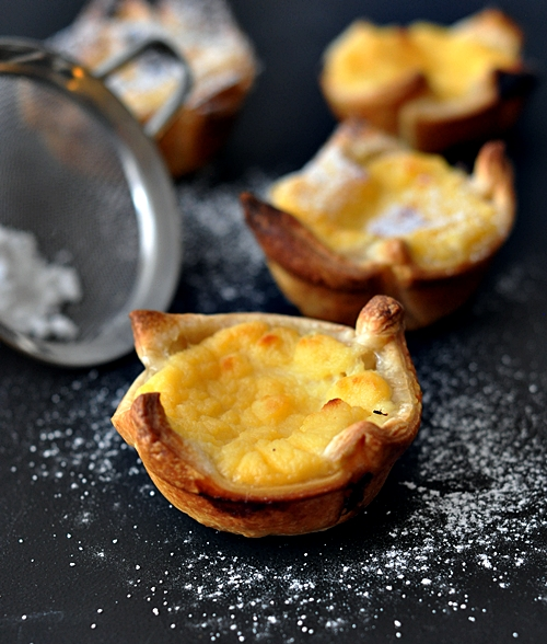 Easy Egg Tarts & Groupon Giveaway Winner!!
