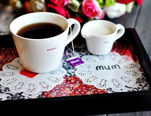 DIY Tray – Mother's Day Gift Idea