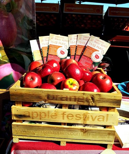 Orange Apple Festival – Orange Regions  Farmers Market