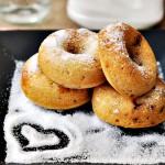 Baked Tim Tam Doughnut (Donut)