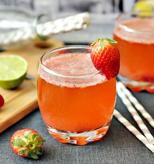 Strawberry Limenade