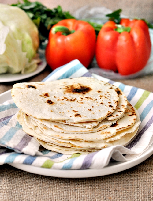 Make Your Own Flour Tortillas