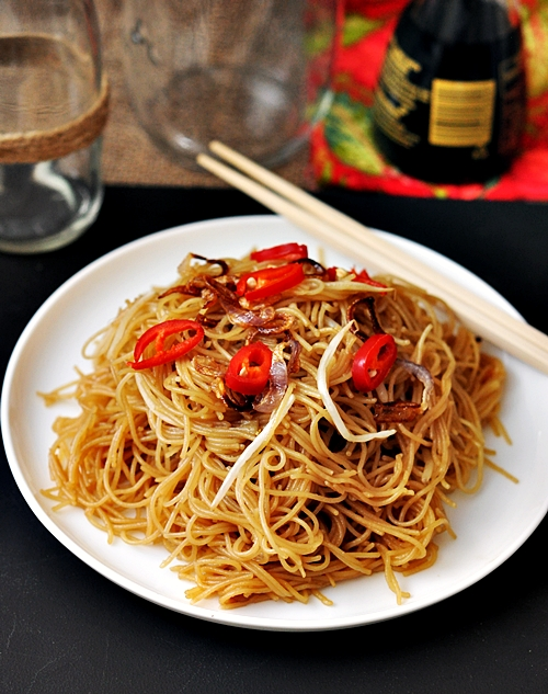 Rice noodle recipes easy