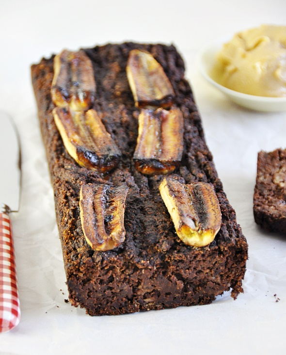 [Recipe] Flourless Chocolate & Banana Loaf, Vegan Friendly & Gluten Free