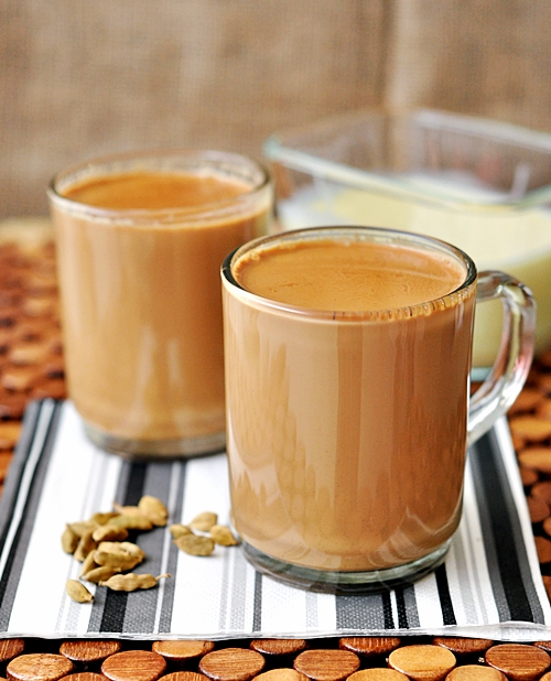 Chai (Spiced Milk Tea)