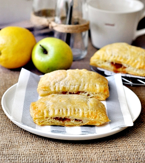 Fast Food Apple Pie Inspired