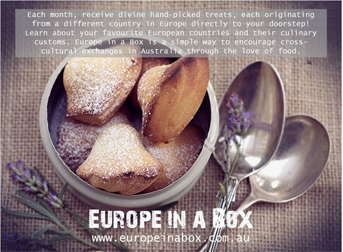 Europe in a Box - 500