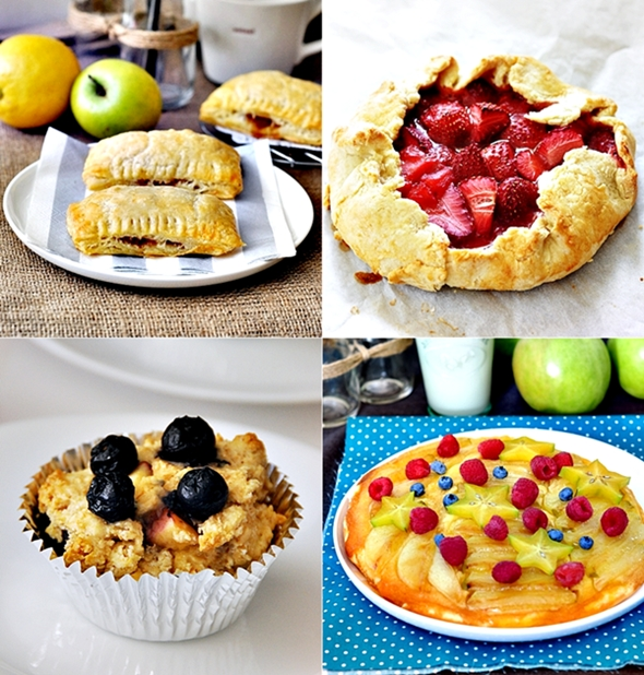 Recipe Rewind: 4 Ways to Bake with Apples