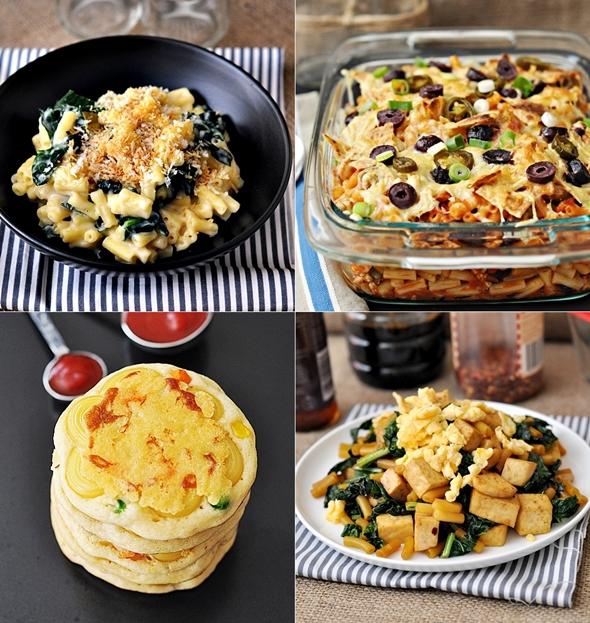 macaroni - 4 ways