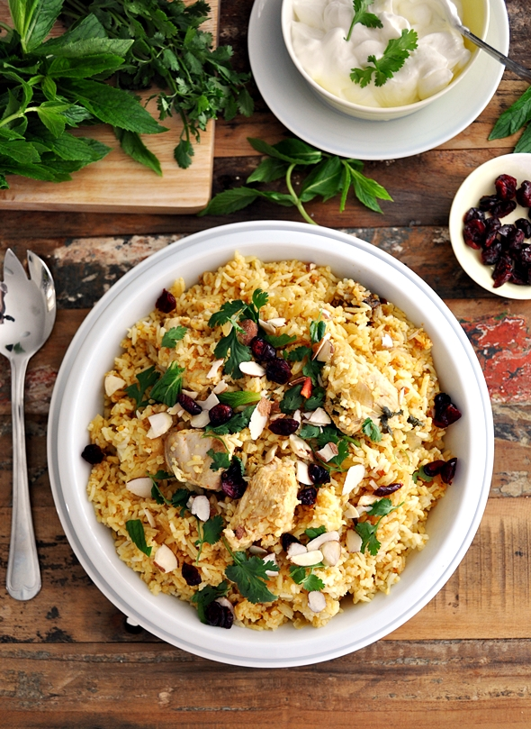 chicken biryani (using a rice cooker) a23