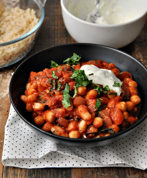 Kale & Bean Chili a3-590