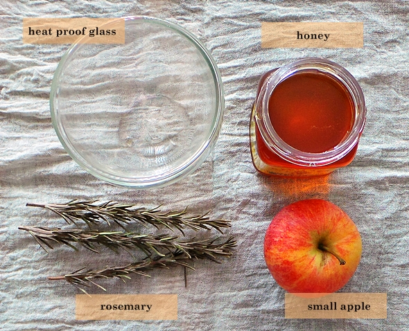 Apple &amp; Rosemary Infused &quot;Tea&quot; a7