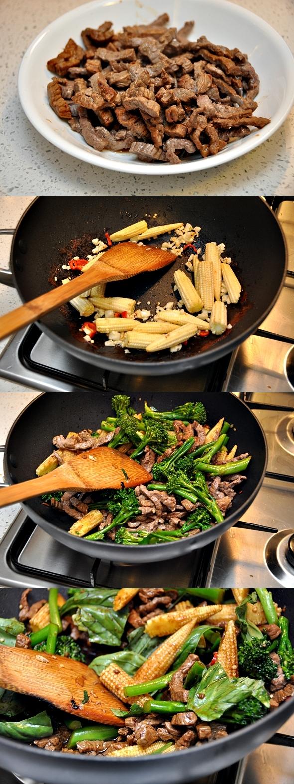 Thai Beef & Basil Stir Fry a19