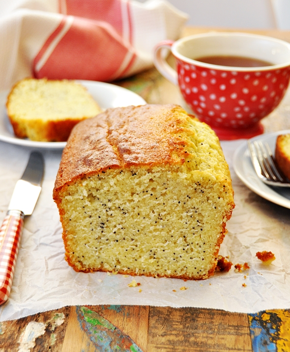 Lemon, Poppy Seed & Olive Oil Loaf Cake a4
