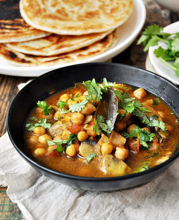 Chickpea Curry (Chole) a2