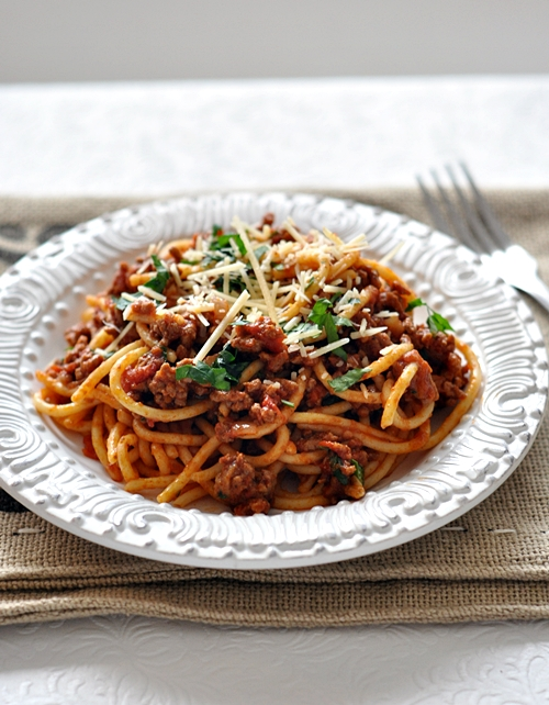 Spicy Paprika Bolognese Sauce – Inspired by Hungarian Goulash