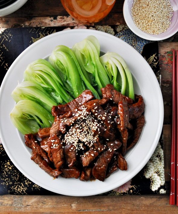 Savoury & Sticky Barbeque (Barbecue) Beef a2