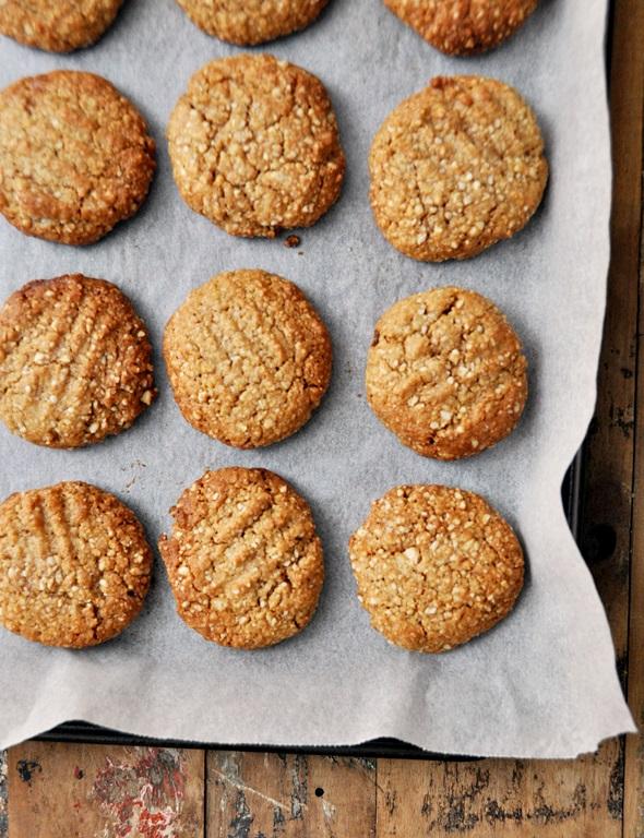 Peanut & Macadamia Cookies a4