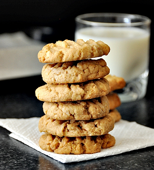 Up 'n' Bake Wholemeal Peanut Butter Cookies