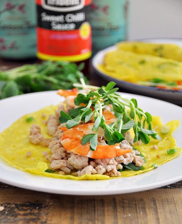 Crispy Vietnamese Crepes (Banh Xeo) Recipe a1