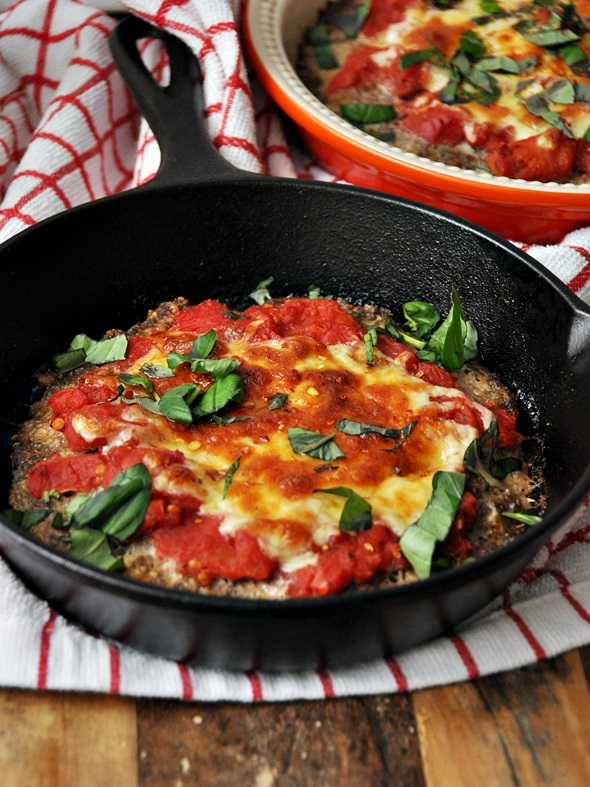 "Meatzza by Nigella Lawson (from her book ""Nigellissima"") a7"