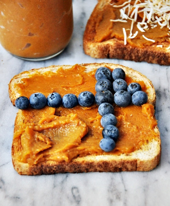 Coconut Pumpkin Butter a2