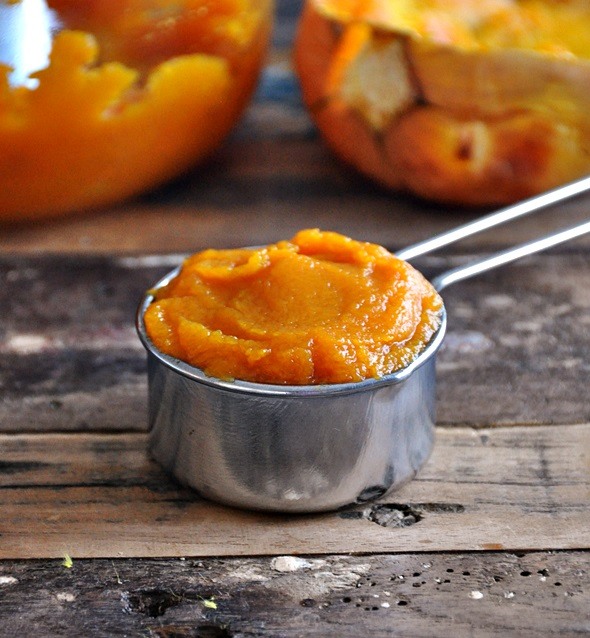 Make your own fresh pumpkin puree  a4
