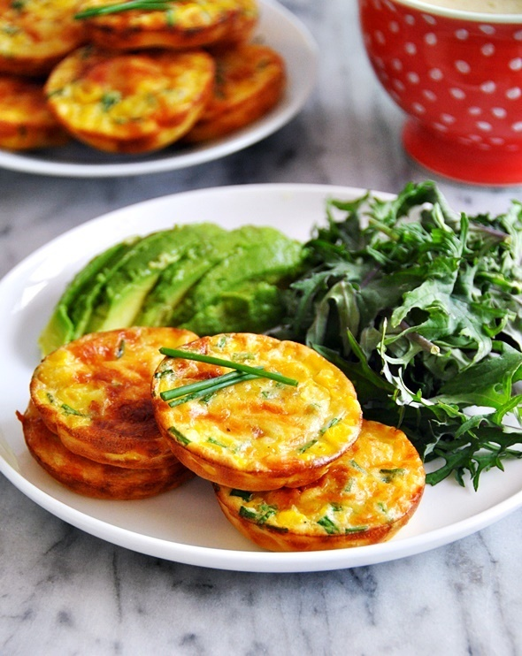 Oven Baked Corn Fritters a9