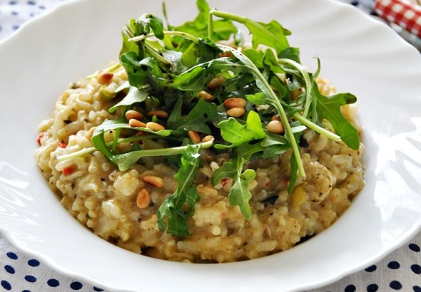 Pitango Risotto Chicken & Garlic