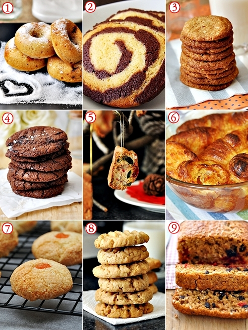 Holiday Baking Ideas