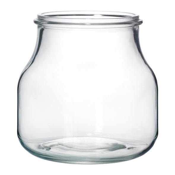 Ensidig Vase
