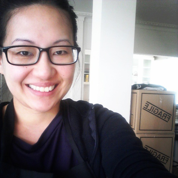 [Fuss Free Cooking on Instagram] Unpacking and Overeating in Melbourne lol