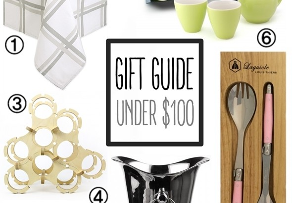 Gift Guide Under $100