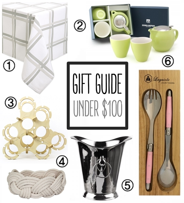 2014 Holiday Gift Guide Under $100