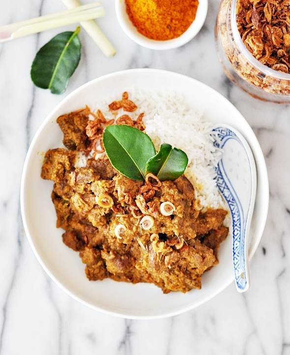 A Taste of Harmony – Share A World of Food & Culture At Work {ft. My Easy Beef Rendang Recipe}
