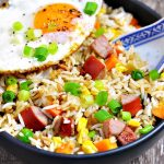 Butter Fried Rice  - Fuss Free Cooking