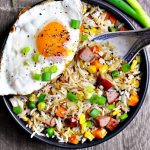 Butter Fried Rice | Fuss Free Cooking