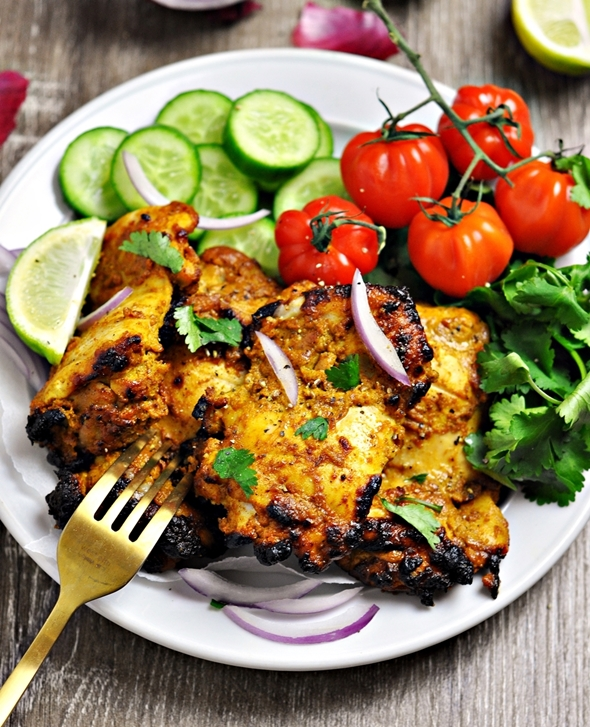 Cheat's Tandoori Chicken (4)