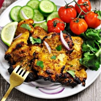 Cheat's Tandoori Chicken
