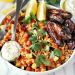 Harissa and Coconut Fried Rice | Fuss Free Cooking