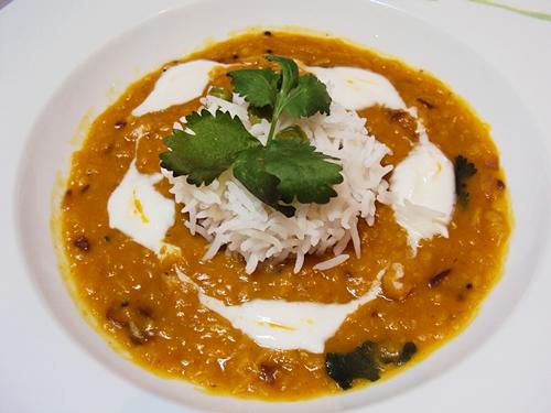 Lentil Curry (Dhal)