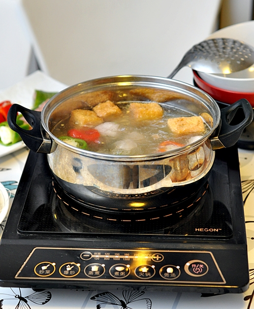 How to steamboat {Part 2 of 2}