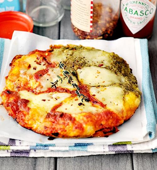 Stovetop Pizza