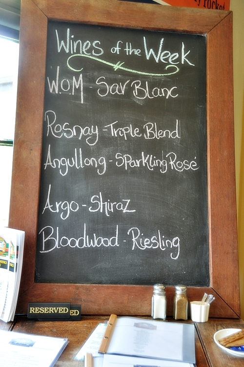 Goldfields Beekeeper's Inn [Cafe & Farm Shop in Vittoria, NSW] – Just the shop part this time!