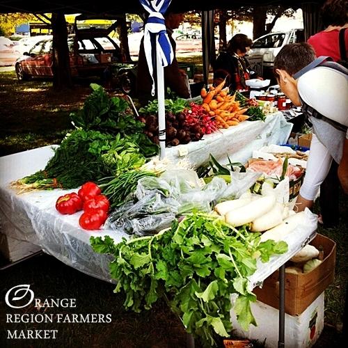 Orange Region Farmers Market, NSW