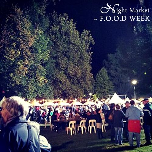 Night Market (F.O.O.D Week) Orange, NSW