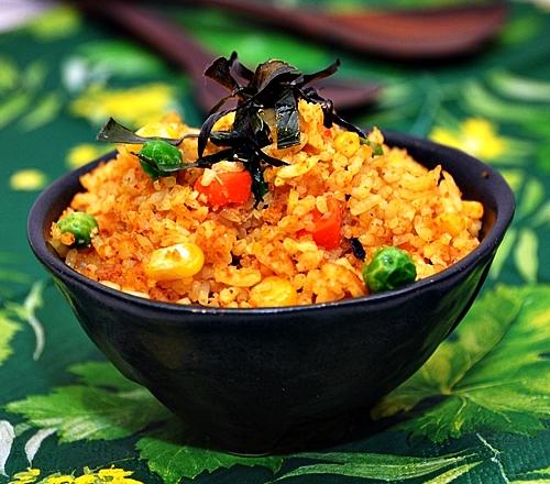 Easy Thai Fried Rice