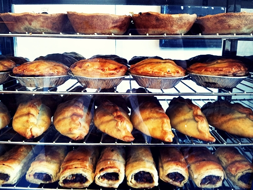 Racine Bakery , Orange NSW