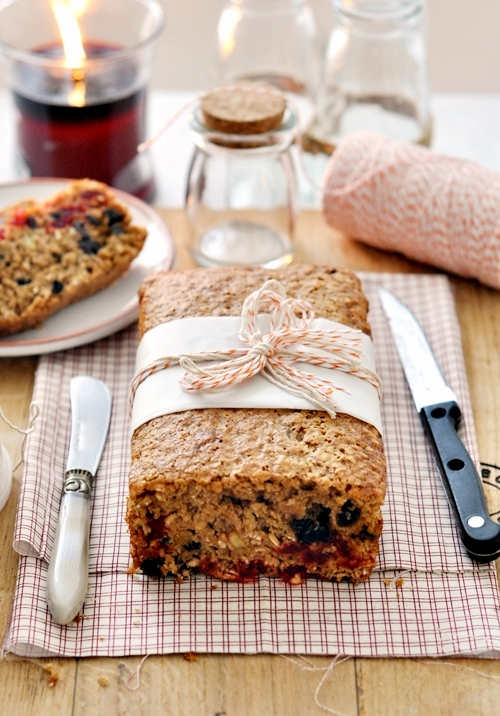 5 Cup Fruit Loaf & Christmas Gift Idea