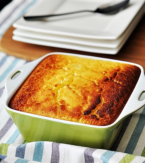 Sticky Lemon Pudding